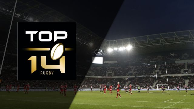 Toulouse vs. Oyonnax