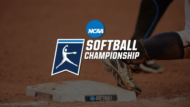 #13 Tennessee vs. Ohio State (Site 7 / Game 5) (NCAA Softball Championship) (re-air)