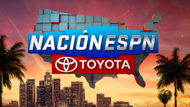 Nación ESPN Presented by Toyota