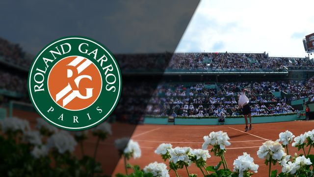 French Open 2015 (Men's & Women's Quarterfinals)