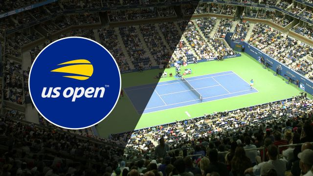 US Open 2014 (Men's Second Round/Women's Third Round)