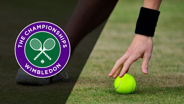 The Championships, Wimbledon 2015: Coverage pres. by Voya Financial (Early Round Coverage Day #1)