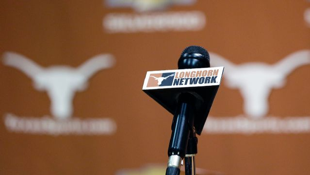 Texas Press Conference- Offensive Coordinator