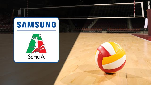 Sudtirol Bolzano vs. Saugella Team Monza (Serie A Women's Volleyball League)