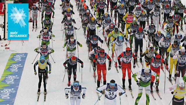 Swix Ski Classics - Marcialonga