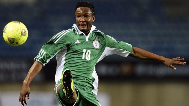 Nigeria vs. Burkina Faso
