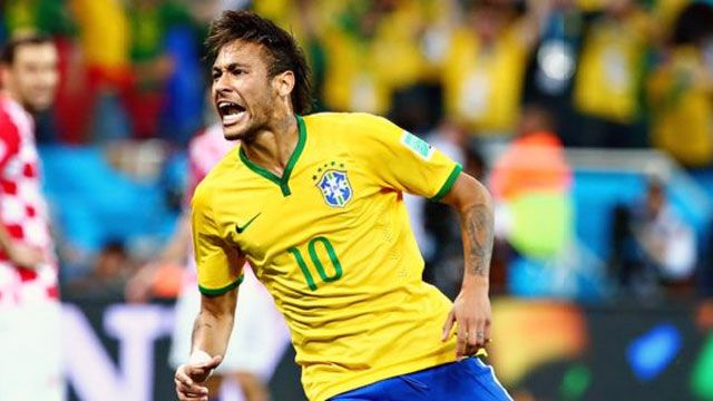 Brazil vs. Croatia (Group A) 2014 FIFA World Cup