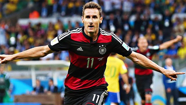 Brazil vs. Germany (Semifinals) (2014 FIFA World Cup)