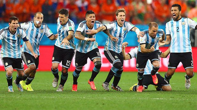 Netherlands vs. Argentina (Semifinals) (2014 FIFA World Cup)