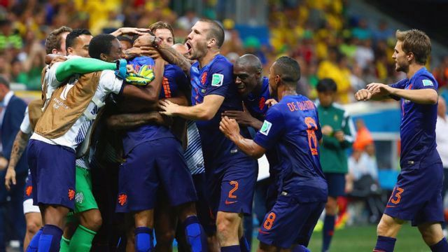 Brazil vs. Netherlands (3rd Place) (2014 FIFA World Cup)
