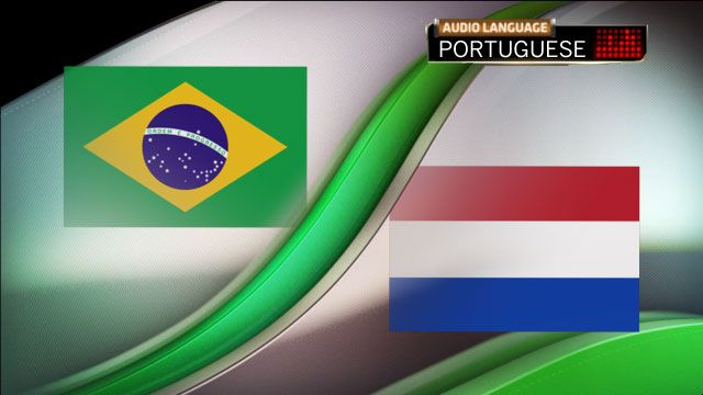 Portuguese Audio - Brazil vs. Netherlands (3rd Place) (2014 FIFA World Cup)
