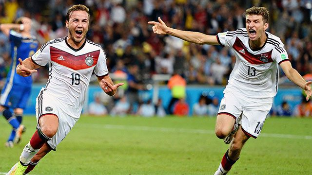 Germany vs. Argentina (2014 FIFA World Cup)