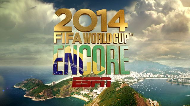 ESPN FC World Cup Encore