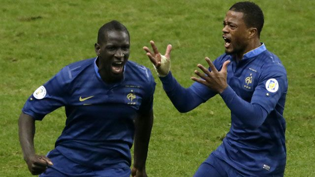 France vs. Ukraine (Second Leg)