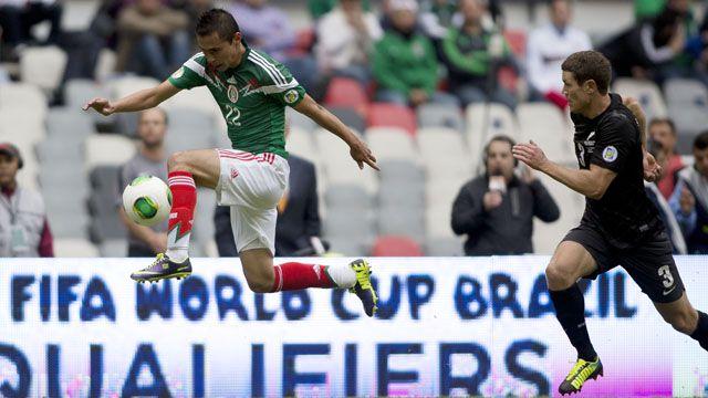 Mexico vs. New Zealand (First Leg)