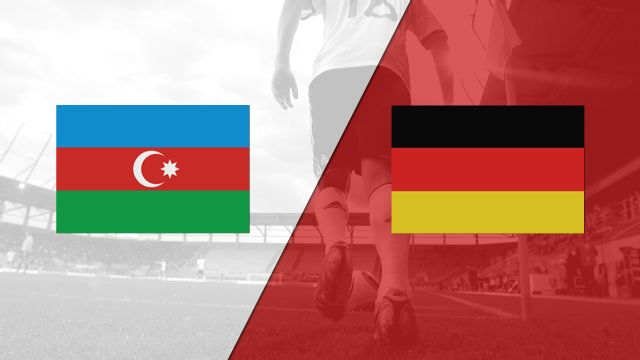 Azerbaijan vs. Germany (FIFA World Cup Qualifier)