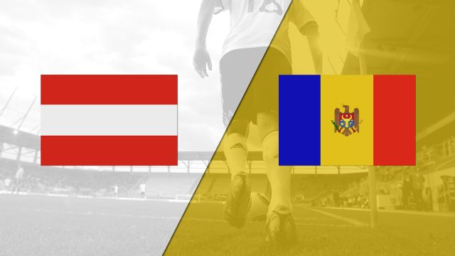 In Spanish - Austria vs. Moldavia (FIFA World Cup Qualifier)