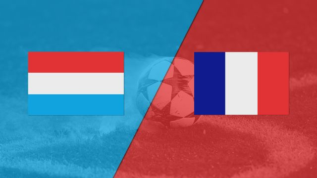 In Spanish - Luxemburgo vs. Francia (FIFA World Cup Qualifier) (re-air)