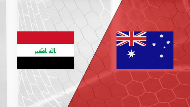 Iraq vs. Australia (FIFA World Cup Qualifier)