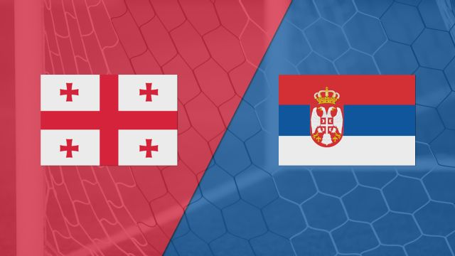 Georgia vs. Serbia (FIFA World Cup Qualifier)