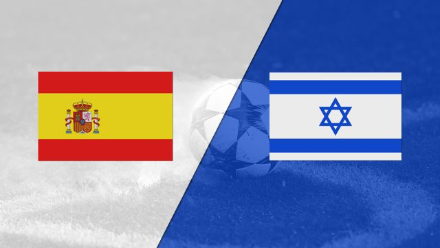 Spain vs. Israel (FIFA World Cup Qualifier)