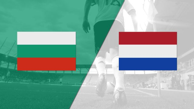 Bulgaria vs. Netherlands (FIFA World Cup Qualifier)