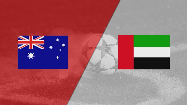 Australia vs. United Arab Emirates (FIFA World Cup Qualifier)