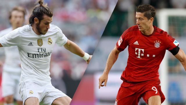 In Spanish - Real Madrid vs. Bayern Munich (Final) (Audi Cup) (re-air)