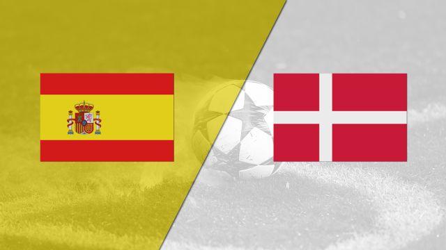 Spain U-21 vs. Denmark U-21 (International Friendly)