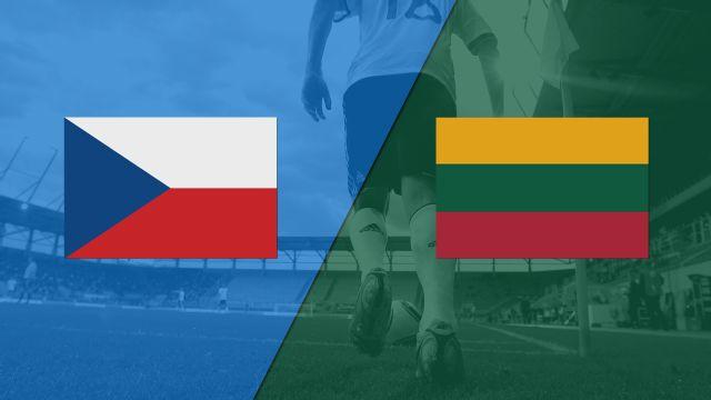 In Spanish - Republica Checa vs. Lituania (International Friendly)