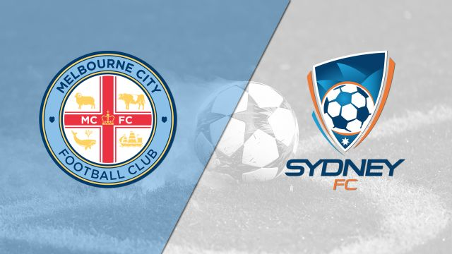 Melbourne City FC vs. Sydney FC