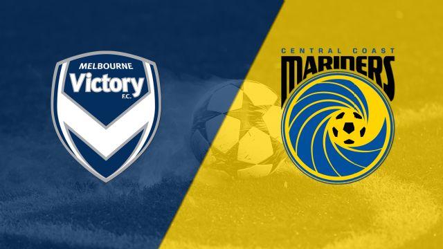 Melbourne Victory vs. Central Coast Mariners (A-League)