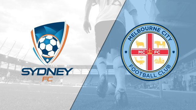 Sydney FC vs. Melbourne City FC (A-League)