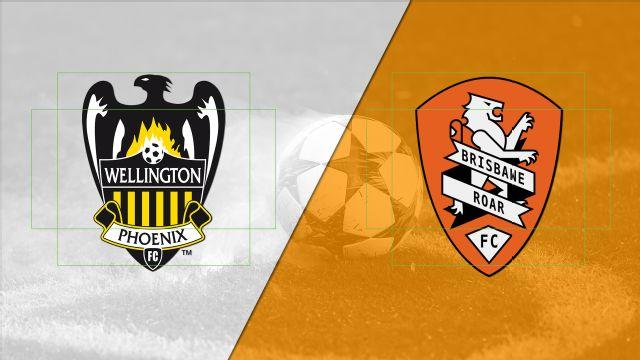 Wellington Phoenix vs. Brisbane Roar FC (A-League)