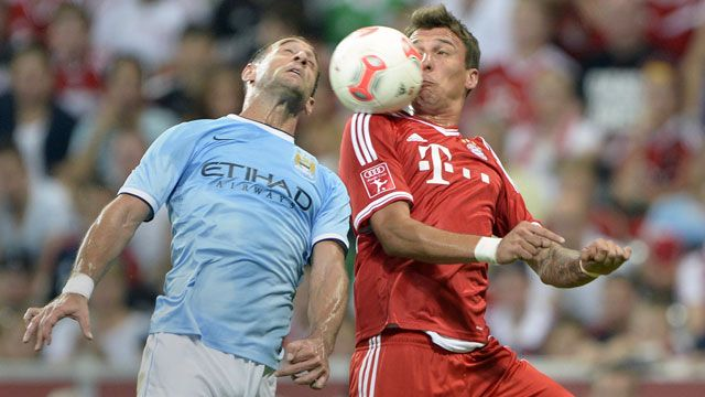 Manchester City vs. Bayern Munich (Final) (re-air)