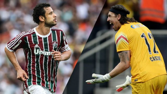 In Spanish - Fluminense vs. Corinthians