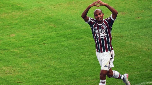 In Spanish - Sao Paulo vs. Fluminense
