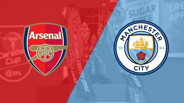 Arsenal vs. Manchester City (Final) (Carabao Cup)