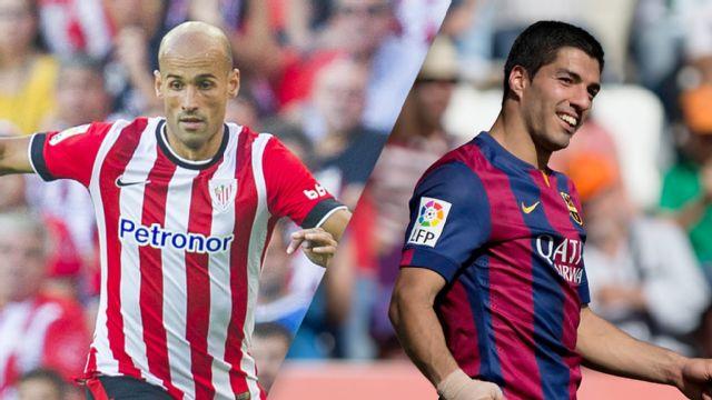 In Spanish - Athletic Bilbao vs. Barcelona (Final) (Copa del Rey)