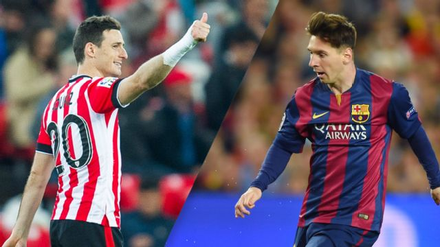 Athletic Bilbao vs. Barcelona (Copa del Rey)