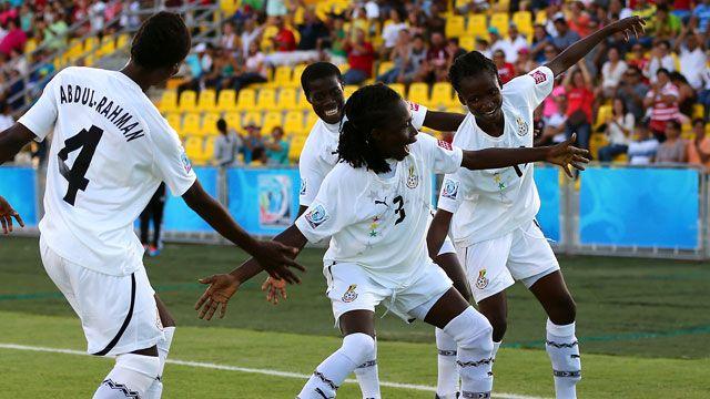 Ghana vs. Germany