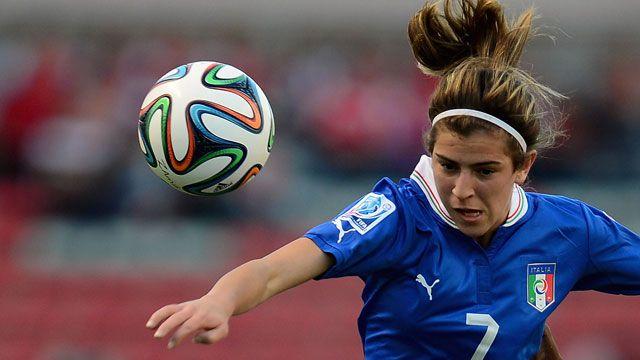 Costa Rica vs. Italy