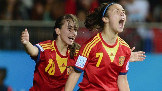 Paraguay vs. Spain