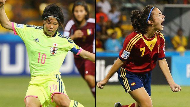 Japan vs. Spain (Final)