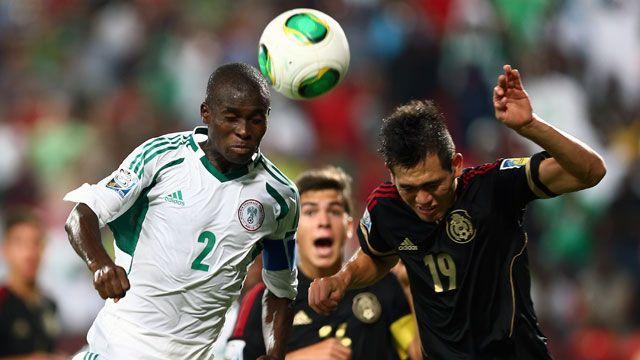 Nigeria vs. Mexico (Final)