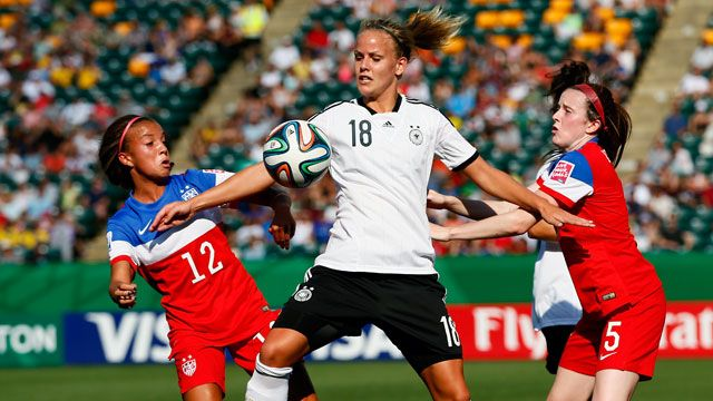 Germany vs. United States (FIFA U-20 Women's World Cup)