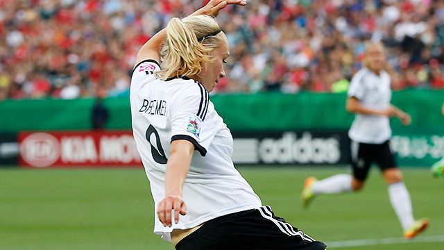 Germany vs. France (Semifinals) (FIFA U-20 Womens World Cup)