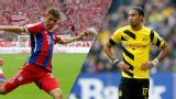 Bayern Munich vs. Borussia Dortmund (Semifinal #1) (German Cup)