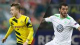 In Spanish - Borussia Dortmund vs. VfL Wolfsburg (Final) (German Cup)