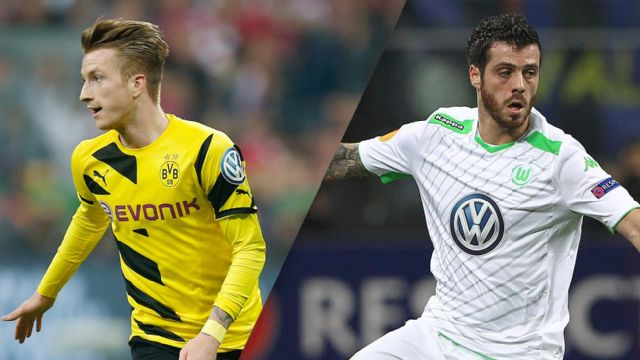 In Spanish - Borussia Dortmund vs. VfL Wolfsburg (Final) (German Cup)